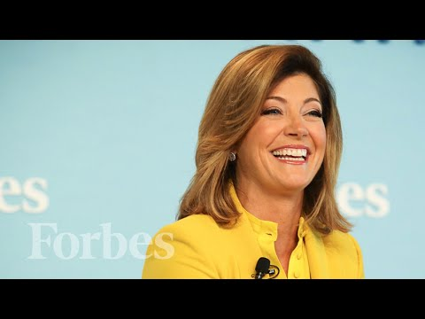 Norah O'Donnell: Journalism Is What We Need To Make Democracy Work | Forbes Live