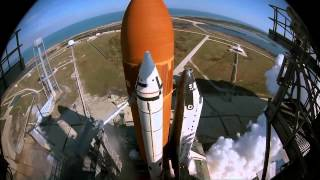 IMAX Camera Captures STS 51C Space Shuttle Launch Up Close