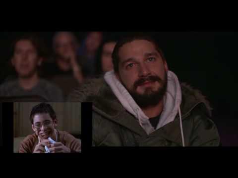 Shia Labeouf Reagiert auf Bill HaverchuckMatthew McConaughey reagiert auf mein Video!!
