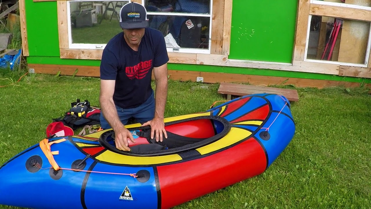 Pimp My Packraft – Things To Luc At