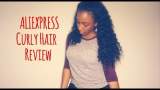 Aliexpress Grace Hair Products Review