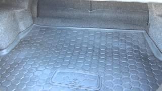 2008 Ford Mustang, Windveil Blue Metallic - STOCK# 140575A - Trunk