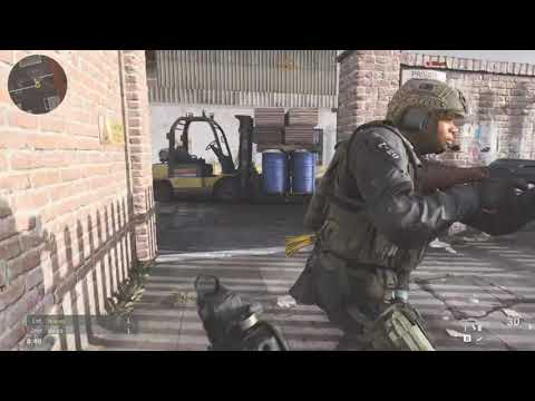 How to perform a finishing move in Call of Duty: Modern