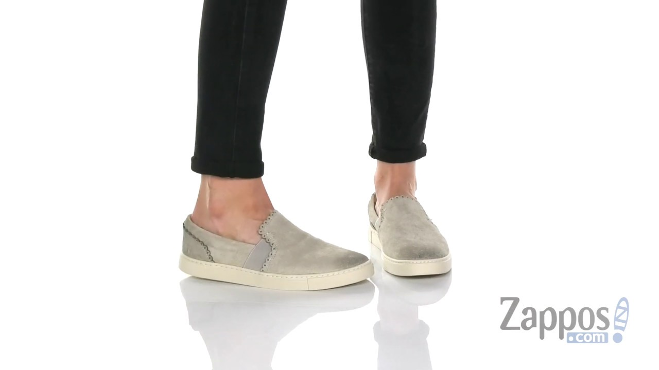 Frye Ivy Scallop Slip-On | Zappos.com
