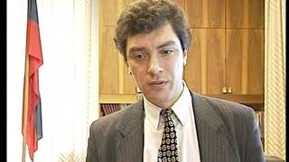 Борис Немцов о Чеченской войне - в день ее начала.