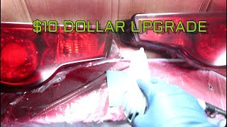 How to tint your CRAPPY STOCK FRS/GT86 TAILIGHTS!!!