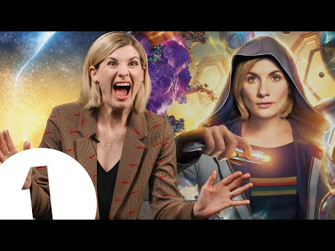 """More heroic?!"": Doctor Who's Jodie Whittaker on her not-so-epic poster poses & becoming The Doctor"