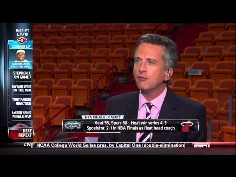 Did ESPN Cut Off Bill Simmons As He Brought Up The Decision?