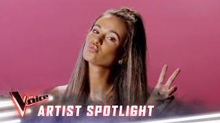 The Battles Lee V Madi Leave A Light On The Voice Australia 2019