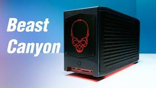 Trên tay Intel NUC 11 Extreme Kit Beast Canyon