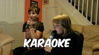 Singing Karaoke using Lips on Xbox with My Mum