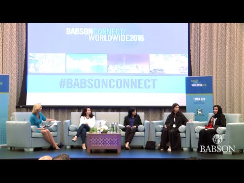 Global Women in Entrepreneurship