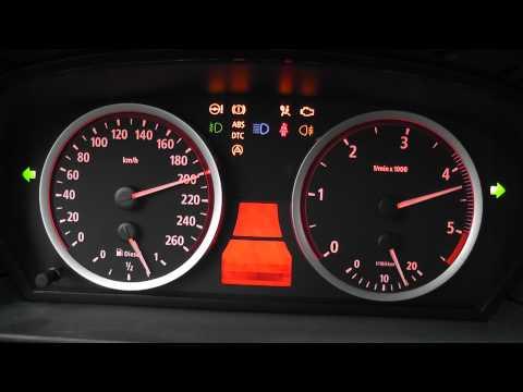 BMW E60 Geheimmenü, KI Test