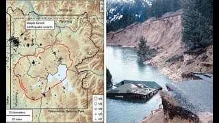 Yellowstone Volcano M7.0 EARTHQUAKE! How It Rocked Area Again After 60 yrs!