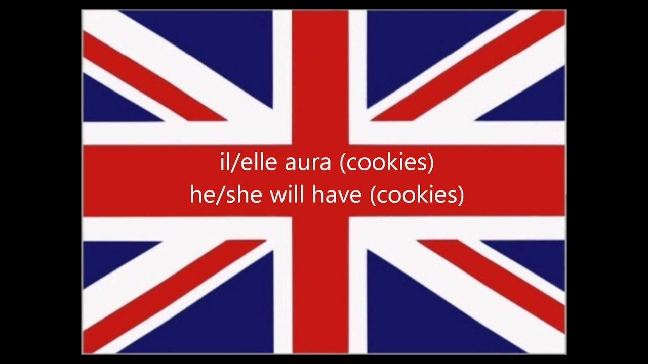 Apprendre L Anglais Verbe Avoir Youtube