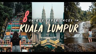 8 Unique Experiences In Kuala Lumpur — Kl, Malaysia   The Travel Intern