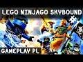 LEGO NINJAGO SKYBOUND PO POLSKU #1 | Darmowe Gry Online