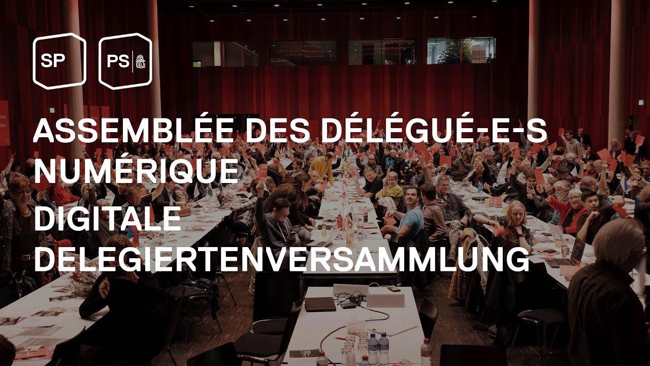 Download Digitale Delegiertenversammlung | Assemblée des délégué-e-s numérique