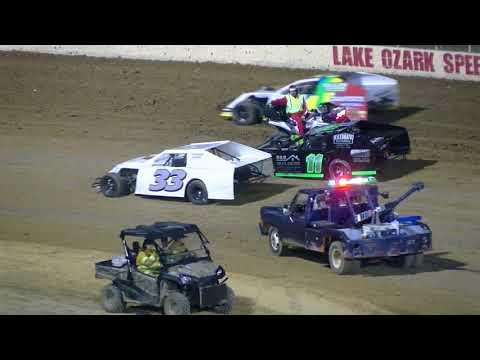 Lake Ozark Speedway Late Models 6-16-18