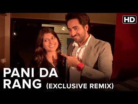 Pani Da Rang (Exclusive Remix) | Winners Diary | Ayushmann Khurrana