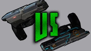 Destiny | Vestian Dynasty VS Queens Choice - Damage At Different Ranges