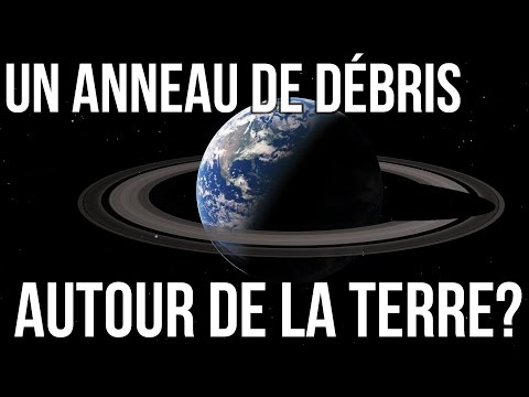 🚀 UN ANNEAU AUTOUR DE LA TERRE ?!
