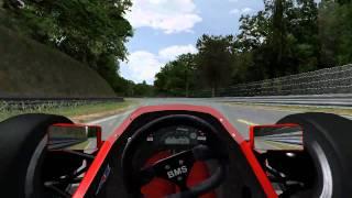 [rFactor] Scuderia Italia Dallara 191 (F1-1991 Mod)