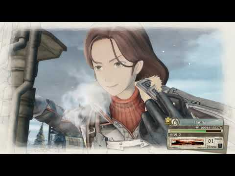 Valkyria Chronicles 4 - Squad Story: Love & Logic – The Infatuation Game  