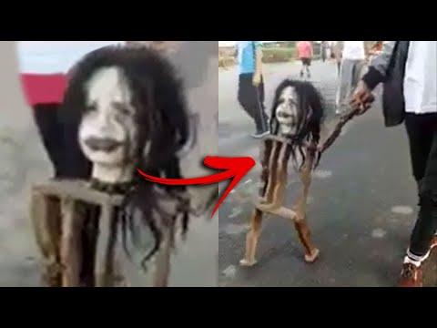 15 Creepy Dolls Caught MOVING On Tape!