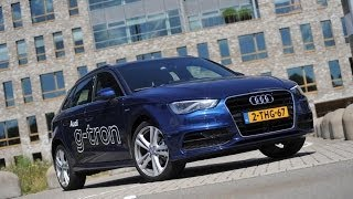 Audi A3 g-tron review 2014