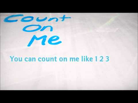 Count On Me (Lee Gi Chan & G.NA) Lyric Video