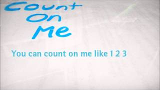 Download Mp3 Count On Me  Lee Gi Chan & G.na  Lyric Video