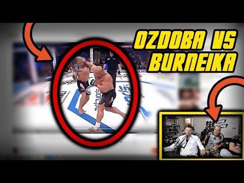 Dawid Ozdoba chce poskładać Roberta Burneike (Konferencja fame mma) from YouTube · Duration:  1 minutes 11 seconds