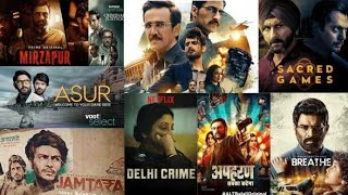 Top-5 Best new web series and movies released on zee5,Alt balaji,mxplayer,Amazon prime screenshot 3