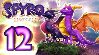 The Legend of Spyro: Dawn of the Dragon Walkthrough Part 12 (X360, PS3, Wii, PS2) Burned Lands