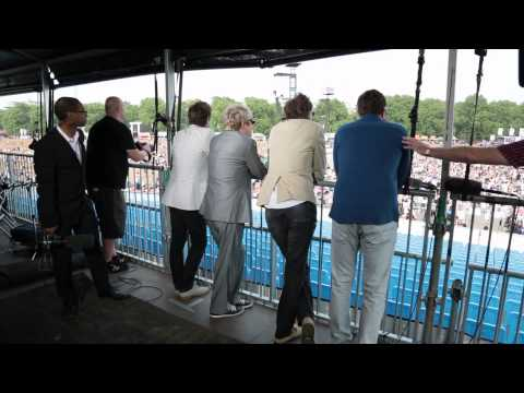Duran Duran - Behind the Scenes in Hyde Park