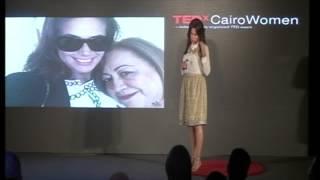 My Mom & The Theory of Relativity-امي ونظرية النسبية | Hend Sabry | TEDxCairoWomen