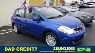 2010 NISSAN VERSA, 100% Application Review Policy