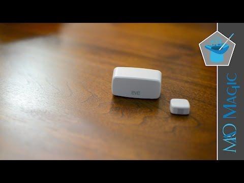 Elagato Eve Door & Window Sensor is an Essential HomeKit Accessory