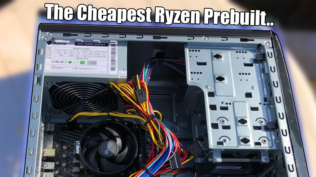 Download The Xenta MT PC - The Cheapest Ryzen Prebuilt Yet…