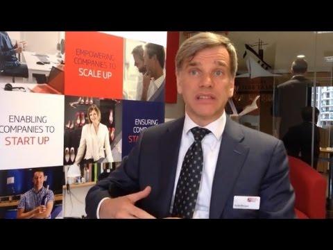 Keith Morgan, British Business Bank CEO, talks small business funding