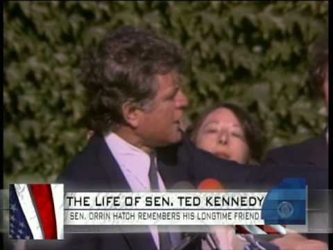 Orrin Hatch On Kennedy