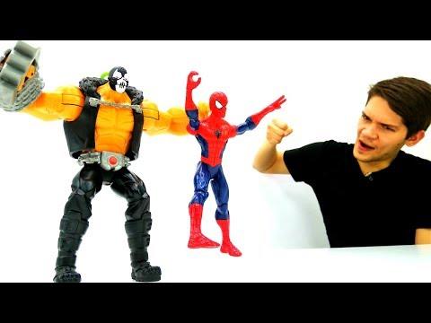 Игры Человек паук онлайн. -