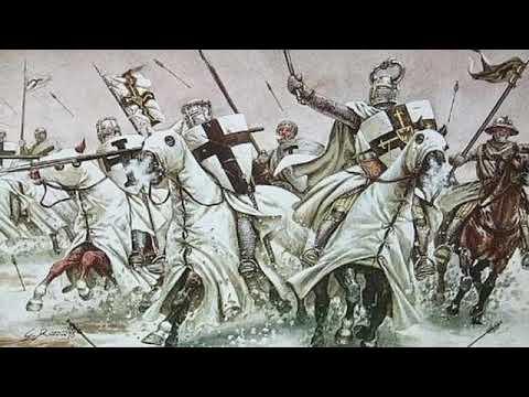 ドイツ民謡】ドイツ騎士団(チュートン騎士団)の歌「Die Eisenfaust ...
