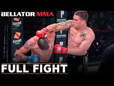 Full Fight | Jordan Newman vs. Riley Miller - Bellator 229