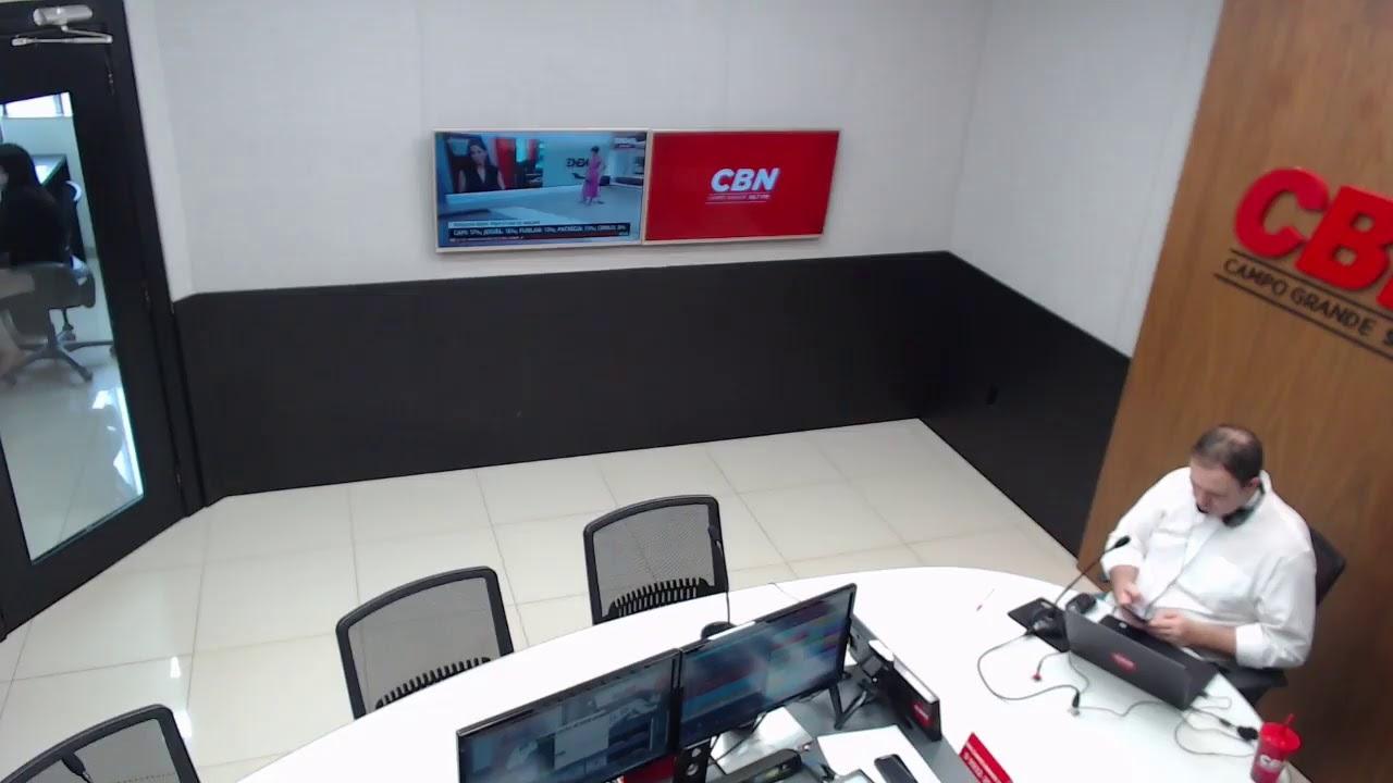 CBN Campo Grande (15/10/2020) – com Ginez Cesar