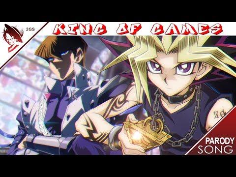 2GS | KING OF GAMES - Lil Yugi Feat. Swaggit Kaiba (Yugioh Parody Song)
