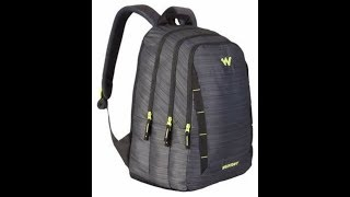 Wildcraft WC 7 Flare Backpack - Blac !! Wildcraft 45 Ltrs Black Casual Backpack (11633-Black)