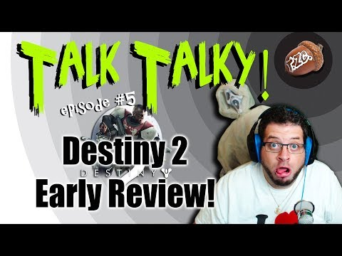 DESTINY 2 EARLY HONEST REVIEW.  IS IT WORTH YOUR TIME?