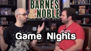 Barnes & Noble Game Nights | Rfc Podcast